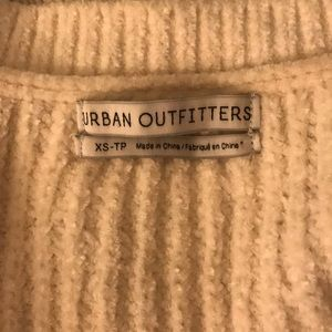 Urban Outfitters Sweaters - ✨SALE✨urban outfitters cream vneck sweater